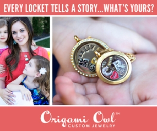 Origami Owl -- Every Locket Tells A Story