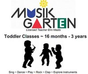 Musik Garten