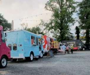 Atlanta Food Trucks - Where to Find Them!