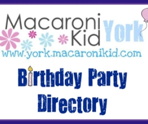 Birthday Party Directory!