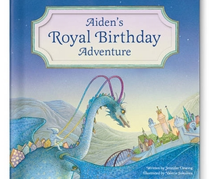 Royal Birthday I SEE ME! Personalized Giveaway!