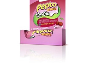 New Pepto Bismol To-Go