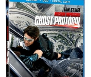 Father's Day Giveaway - Mission Impossible 4!
