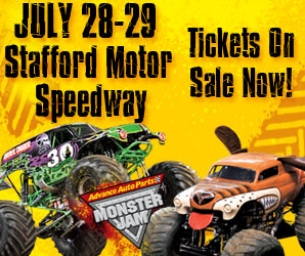 Monster Jam - Stafford Springs
