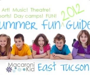 2012 East Tucson Summer Fun Guide
