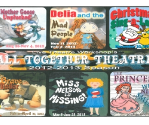 All Together Theater's ALL NEW Season!