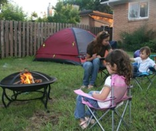 Great American Backyard Campout - June 23rd