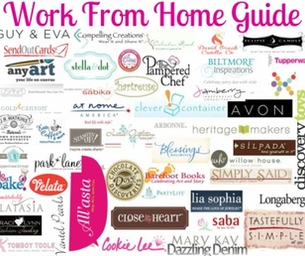 Work From Home (and Shopping) Guide!