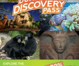 New Zoo and Science Museum Dual Discovery Pass!