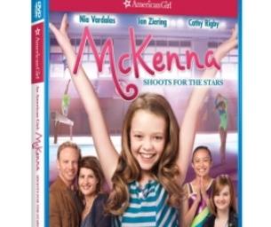 """WIN """"An American Girl"""" - Blu Ray / DVD Combo"""