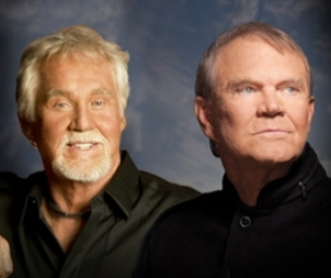 WIN TIX to Kenny Rogers and Glen Campbell!