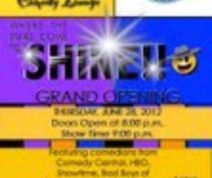 Win 2 Tix: Jus Jokin Comedy Lounge Grand Opening!