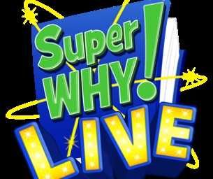 Win 4 Tickets!!!! SUPER WHY: You've Got the Power!