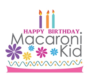MACARONI KID BIRTHDAY PARTY ROUND-UP!