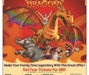 Ringling Bros. and Barnum & Bailey® --DRAGONS