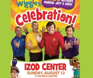The Wiggles Live in Concert Izod Center
