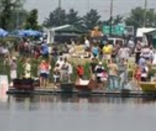 Crazy Cardboard Regatta Sets Sail Saturday, 7/14