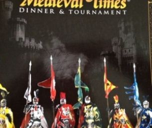 MEDIEVAL TIMES  MACARONI KID DAY! DISCOUNT!