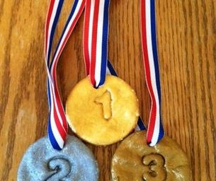 Olympics: DIY Medals