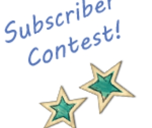 Subscriber Contest!