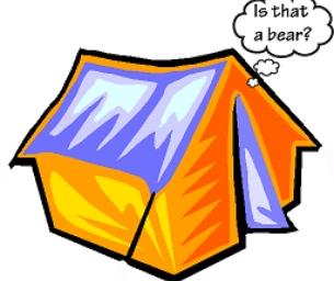 Camping Is Fun!