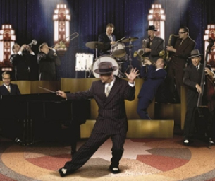 WIN a TABLE FOR  6 For Big Bad Voodoo Daddy