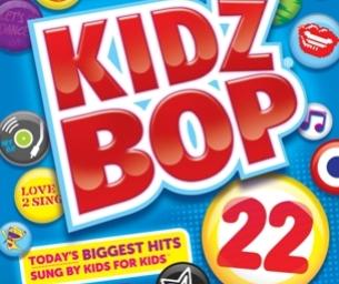 WIN IT!  Kidz Bop 22 - Now in Stores