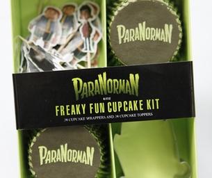 ParaNorman -CUPCAKE kit giveaway!