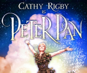 Cathy Rigby is Peter Pan at the Fox!
