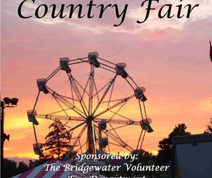 The Bridgewater Country Fair is this Weekend!