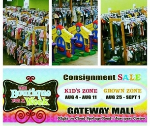 Grown Zone Consignment Sale