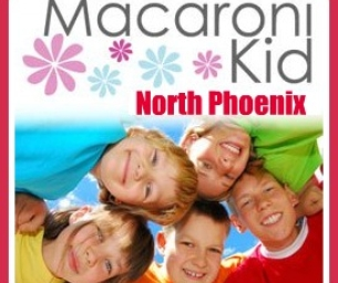 WELCOME TO MACARONI KID NORTH PHOENIX