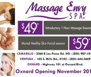 SEPTEMBER HAPPENINGS AT MASSAGE ENVY SPA' S