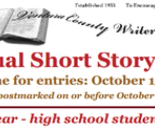SHORT STORY CONTEST FOR HIGH SCHOOL STUDENTS