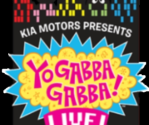 Win 4 tickets to YO GABBA GABBA! LIVE!