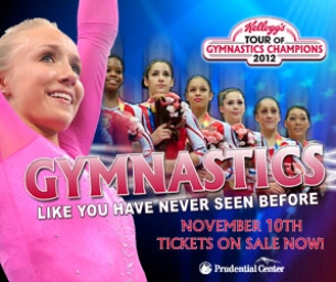 Giveaway: Kellogg's Tour of Gymnastics Champions!