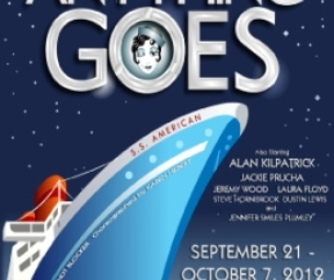 Win 2 TIX to ANYTHING GOES at The Strand Theatre