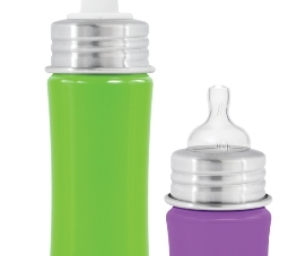 WIN Eco-Friendly Baby Bottles from Pura Stainless
