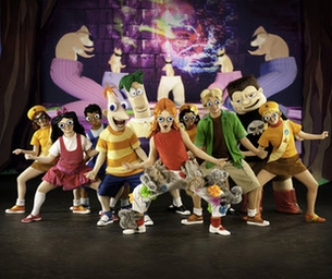 Phineas & Ferb: The Best LIVE Tour Ever