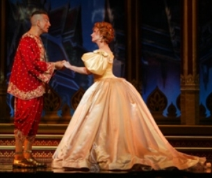 """THE KING AND I"" Now Playing at The Fox"