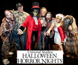 UNIVERSAL HALLOWEEN HORROR NIGHTS STARTS SEPT 21