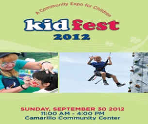 SAVE THE DATE FOR KIDFEST CAMARILLO