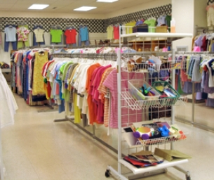 A Battle Plan for Kids' Consignment Shopping