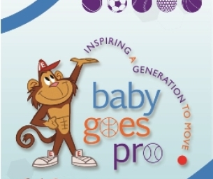 """Baby Goes Pro"" Inspires Generation to Move"