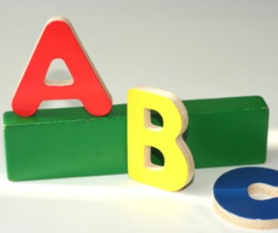 Ready Readers - Learning Letters