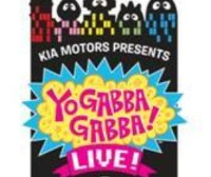 Ticket Giveaway to Yo Gabba Gabba!