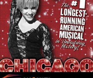 "Win 2 Tickets to ""Chicago"" at Cobb Energy Centre!"