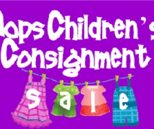 CCC MOPS Consignment Sale Friday and Saturday!