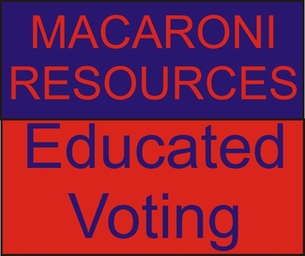 Resources to help you make an educated vote!