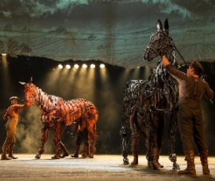 War Horse  - Playing at the Fox Through Sunday